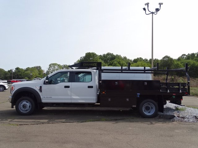 2020 Ford F-550 Crew Cab DRW 4x4, Knapheide Contractor Body #G6974 - photo 3