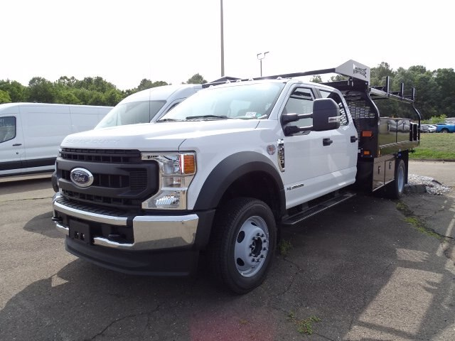 2020 Ford F-550 Crew Cab DRW 4x4, Knapheide Contractor Body #G6974 - photo 1