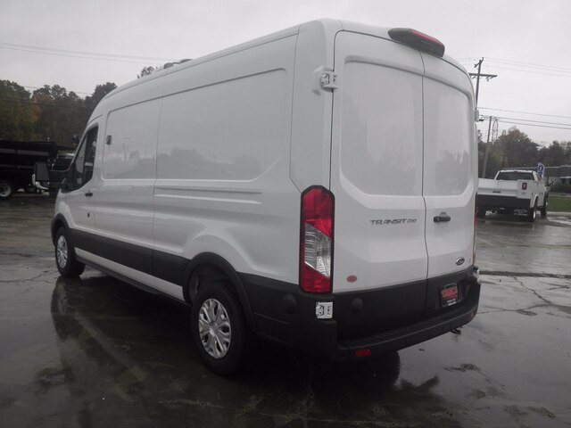 2020 Ford Transit 250 Med Roof RWD, CoolFox Refrigerated Vehicles Refrigerated Body #G7064 - photo 7
