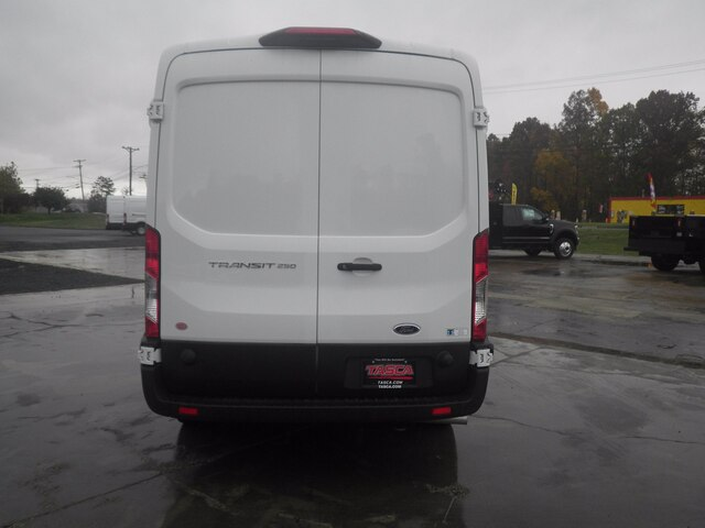 2020 Ford Transit 250 Med Roof RWD, CoolFox Refrigerated Vehicles Refrigerated Body #G7064 - photo 8