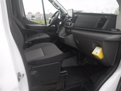2020 Ford Transit 250 Med Roof RWD, CoolFox Refrigerated Vehicles Refrigerated Body #G7064 - photo 12