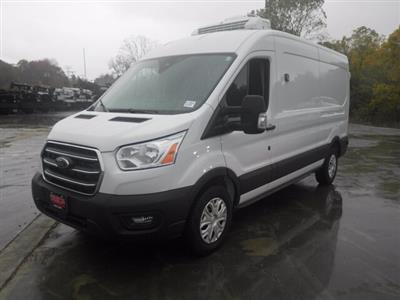2020 Ford Transit 250 Med Roof RWD, CoolFox Refrigerated Vehicles Refrigerated Body #G7064 - photo 4