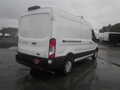2020 Ford Transit 250 Med Roof RWD, CoolFox Refrigerated Vehicles Refrigerated Body #G7064 - photo 9