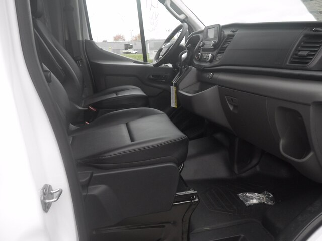 2020 Ford Transit 250 Med Roof RWD, Empty Cargo Van #G7068 - photo 10