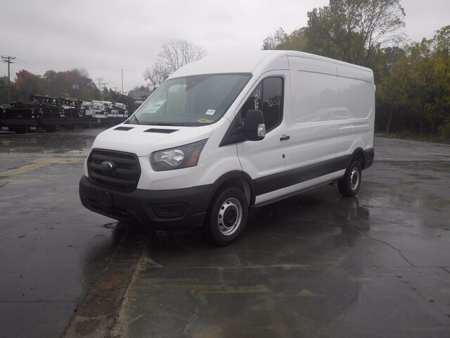 2020 Ford Transit 250 Med Roof RWD, Empty Cargo Van #G7068 - photo 3