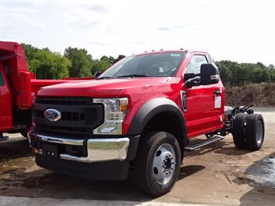 2020 Ford F-550 Regular Cab DRW 4x4, Cab Chassis #G7087 - photo 1