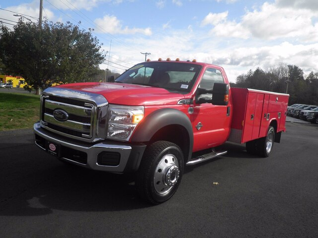 2016 Ford F-450 Regular Cab DRW 4x4, Service Body #G7115A - photo 1