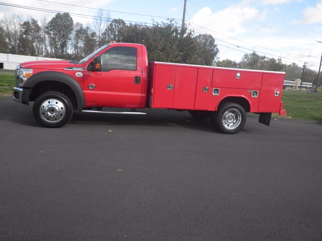 2016 Ford F-450 Regular Cab DRW 4x4, Service Body #G7115A - photo 3