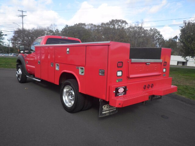 2016 Ford F-450 Regular Cab DRW 4x4, Service Body #G7115A - photo 2