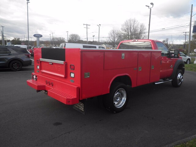 2016 Ford F-450 Regular Cab DRW 4x4, Service Body #G7115A - photo 8