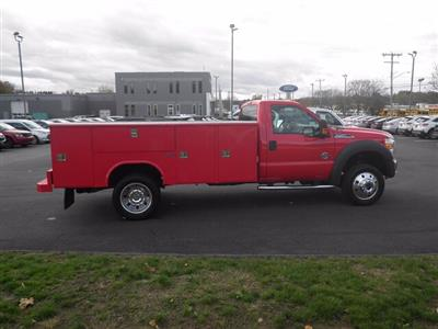 2016 Ford F-450 Regular Cab DRW 4x4, Service Body #G7115A - photo 9