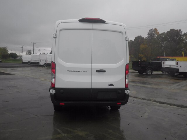 2020 Ford Transit 250 Med Roof RWD, Empty Cargo Van #G7138 - photo 7