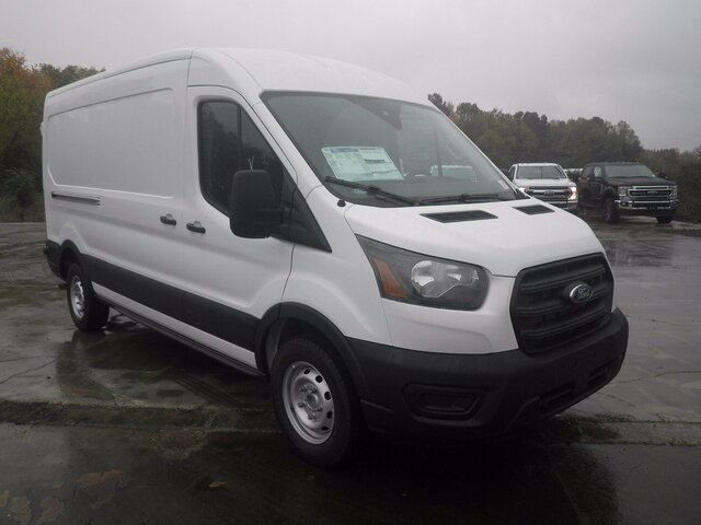 2020 Ford Transit 250 Med Roof 4x2, Empty Cargo Van #G7139 - photo 1