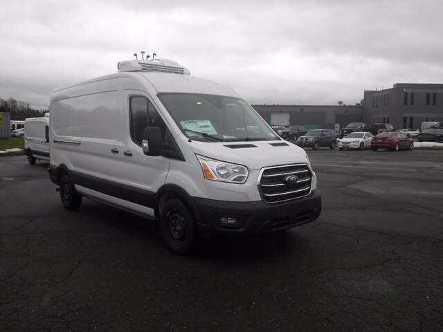 2020 Ford Transit 250 Med Roof 4x2, Empty Cargo Van #G7160 - photo 1