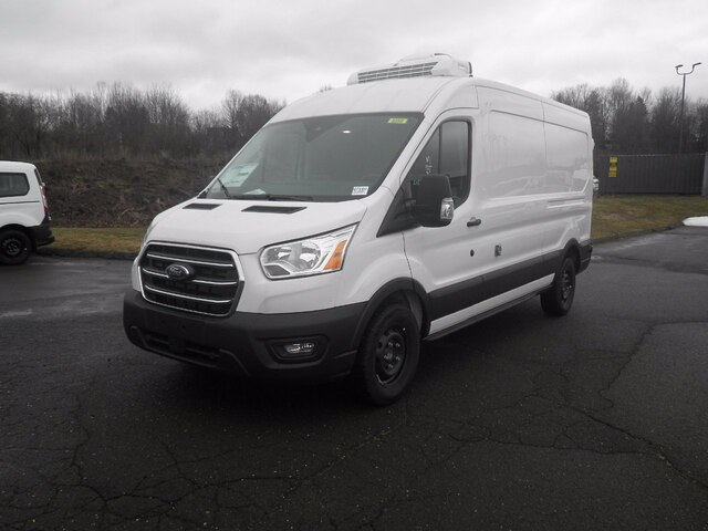 2020 Ford Transit 250 Med Roof 4x2, Empty Cargo Van #G7160 - photo 4