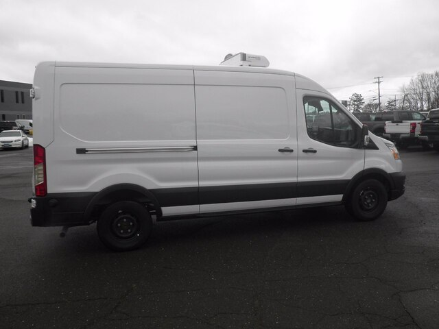 2020 Ford Transit 250 Med Roof 4x2, Empty Cargo Van #G7160 - photo 9