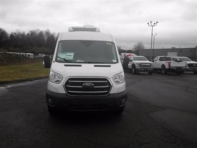 2020 Ford Transit 250 Med Roof 4x2, Empty Cargo Van #G7160 - photo 3