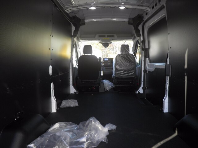 2020 Ford Transit 250 Med Roof 4x2, Empty Cargo Van #G7167 - photo 1