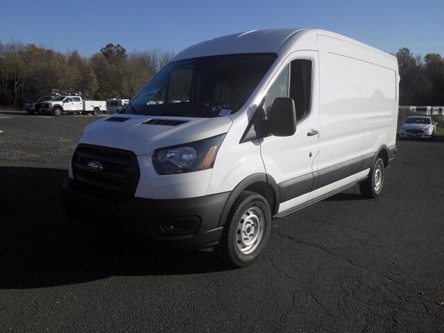 2020 Ford Transit 250 Med Roof 4x2, Empty Cargo Van #G7167 - photo 4