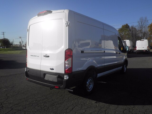 2020 Ford Transit 250 Med Roof 4x2, Empty Cargo Van #G7167 - photo 8