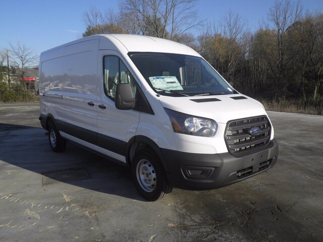 2020 Ford Transit 250 Med Roof 4x2, Empty Cargo Van #G7171 - photo 1
