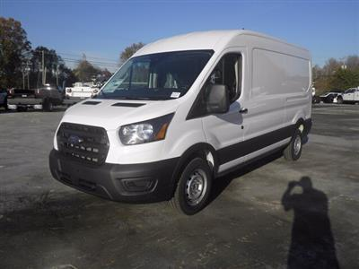 2020 Ford Transit 250 Med Roof 4x2, Empty Cargo Van #G7171 - photo 4