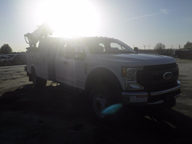 2020 Ford F-550 Super Cab DRW 4x4, Knapheide Mechanics Body #G7173 - photo 1