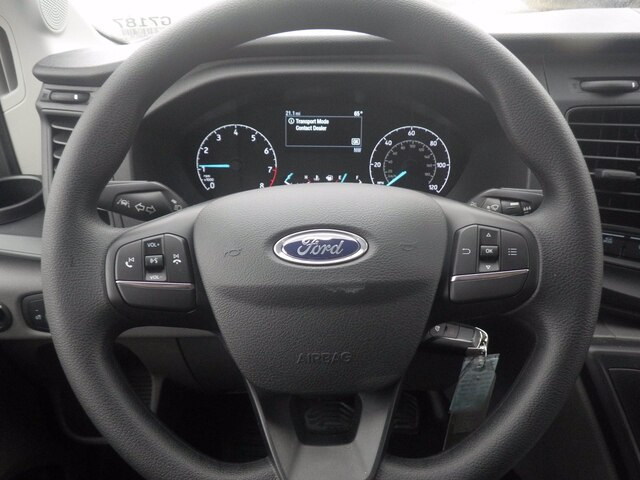 2020 Ford Transit 250 Med Roof 4x2, Empty Cargo Van #G7187 - photo 16