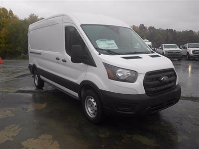 2020 Ford Transit 250 Med Roof 4x2, Empty Cargo Van #G7187 - photo 1