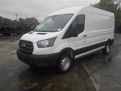 2020 Ford Transit 250 Med Roof 4x2, Empty Cargo Van #G7187 - photo 4