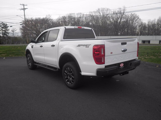 2020 Ford Ranger SuperCrew Cab 4x4, Pickup #G7265 - photo 6