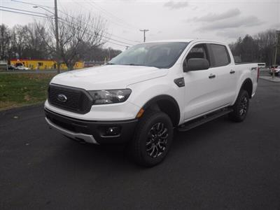 2020 Ford Ranger SuperCrew Cab 4x4, Pickup #G7265 - photo 4