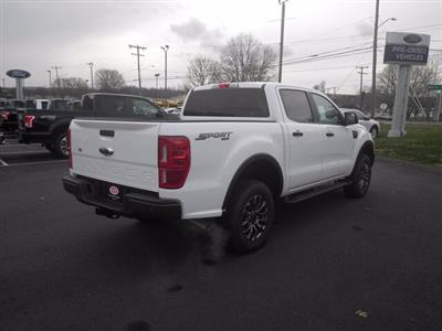 2020 Ford Ranger SuperCrew Cab 4x4, Pickup #G7265 - photo 2
