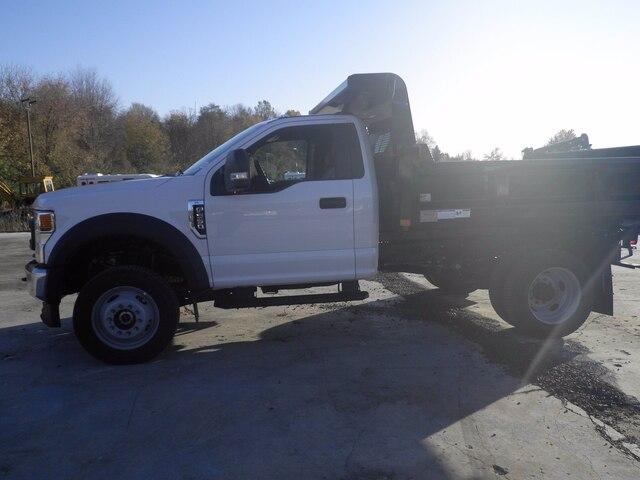 2020 Ford F-550 Regular Cab DRW 4x4, Rugby Dump Body #G7277 - photo 5