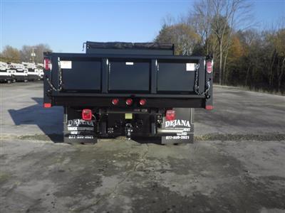 2020 Ford F-550 Regular Cab DRW 4x4, Rugby Dump Body #G7277 - photo 7