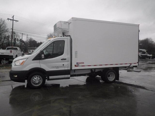 2020 Ford Transit 350 HD DRW 4x2, Morgan Refrigerated Body #G7297 - photo 5
