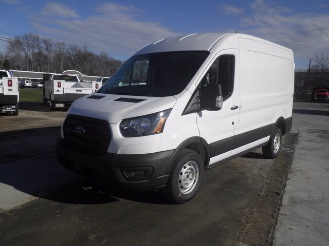 2020 Ford Transit 250 Med Roof 4x2, Empty Cargo Van #G7316 - photo 4