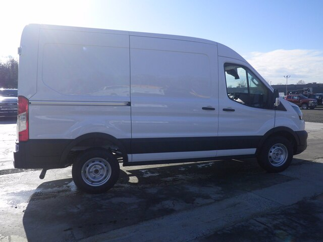 2020 Ford Transit 250 Med Roof 4x2, Empty Cargo Van #G7316 - photo 9