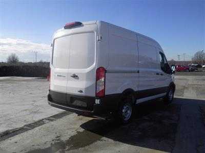 2020 Ford Transit 250 Med Roof 4x2, Empty Cargo Van #G7316 - photo 8