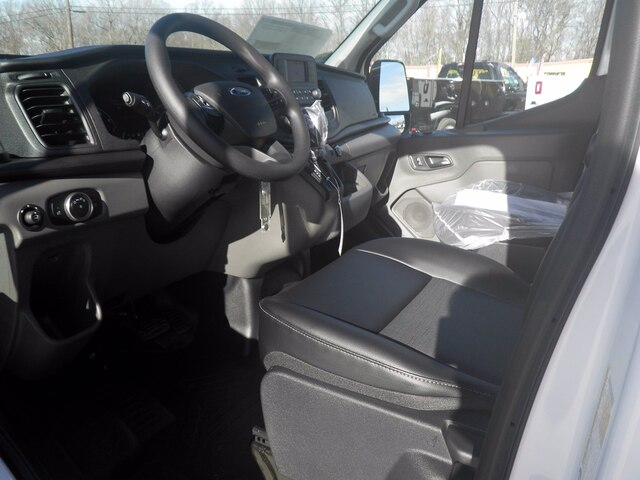 2020 Ford Transit 250 Med Roof 4x2, Thermo King Refrigerated Body #G7317 - photo 13