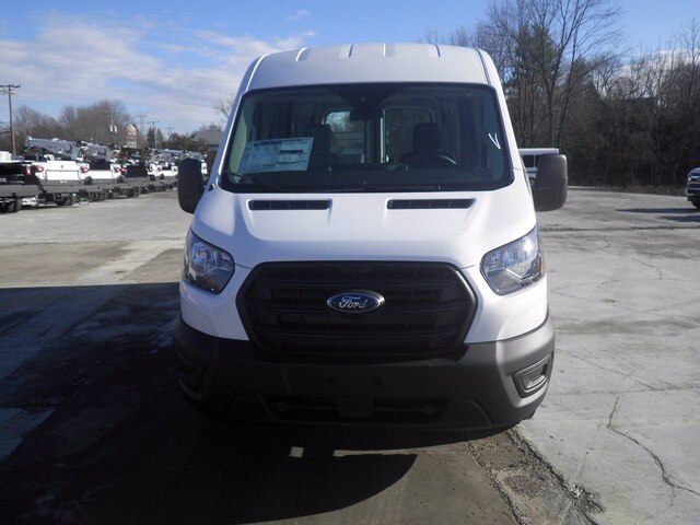 2020 Ford Transit 250 Med Roof 4x2, Thermo King Refrigerated Body #G7317 - photo 3