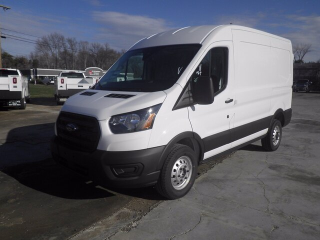 2020 Ford Transit 250 Med Roof 4x2, Thermo King Refrigerated Body #G7317 - photo 4