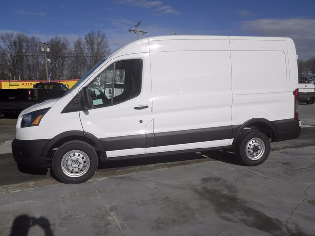 2020 Ford Transit 250 Med Roof 4x2, Thermo King Refrigerated Body #G7317 - photo 5