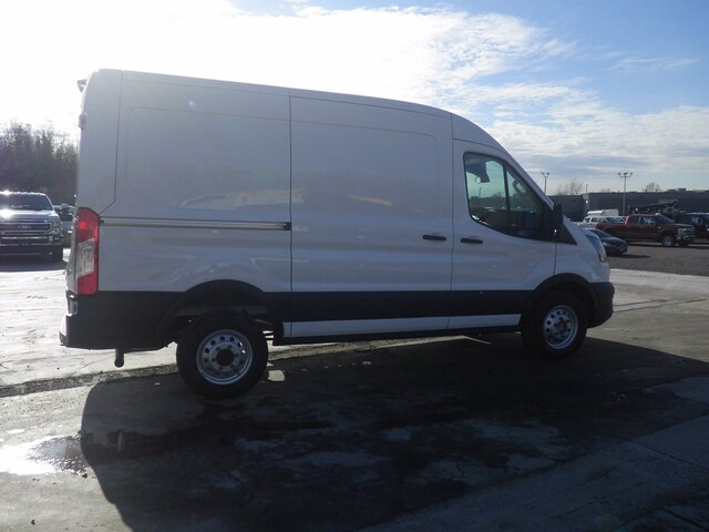 2020 Ford Transit 250 Med Roof 4x2, Thermo King Refrigerated Body #G7317 - photo 9