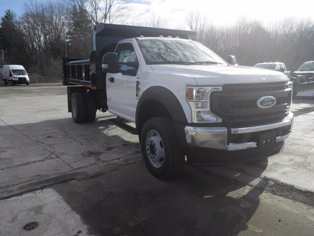 2020 Ford F-600 Regular Cab DRW 4x4, Rugby Dump Body #G7319 - photo 1