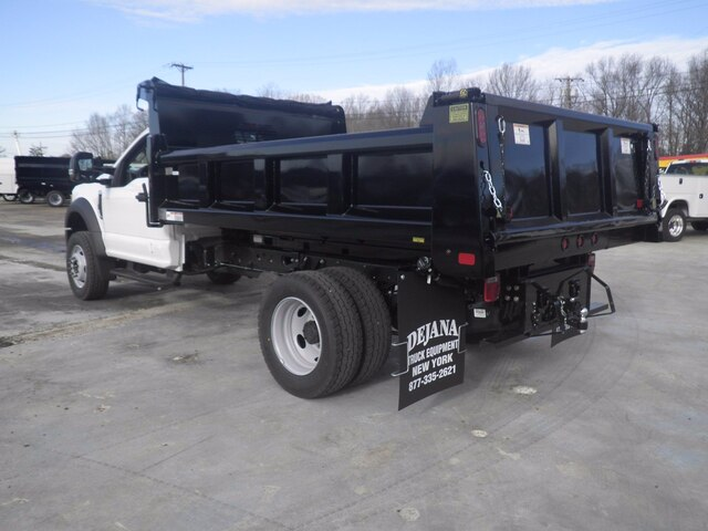 2020 Ford F-600 Regular Cab DRW 4x4, Rugby Eliminator LP Steel Dump Body #G7319 - photo 6