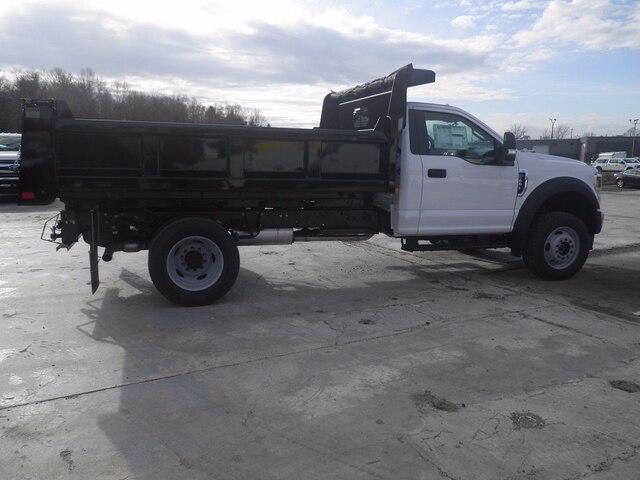 2020 Ford F-600 Regular Cab DRW 4x4, Rugby Eliminator LP Steel Dump Body #G7319 - photo 8