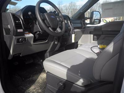 2020 Ford F-600 Regular Cab DRW 4x4, Rugby Eliminator LP Steel Dump Body #G7319 - photo 13