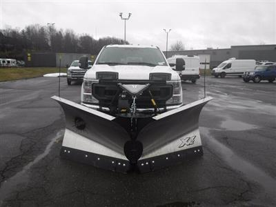 2020 Ford F-350 Regular Cab 4x4, Fisher Snowplow Pickup #G7324 - photo 3
