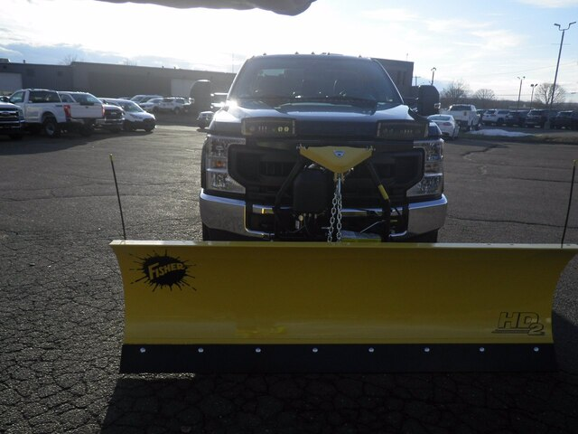 2020 Ford F-350 Regular Cab 4x4, Fisher Pickup #G7329 - photo 3